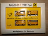 Historische Fahrzeuge DBP, Deutsche Bundespost, Serie 3, 1:87