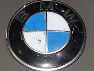 BMW E10 02 Serie Emblem 82mm 00095808114 Altmetallbeschichtete Oberfläche - Spraitbach