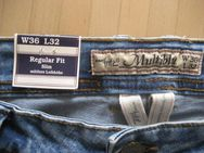 Multiblu Damen Jeans,Regualr Fit Slim,36/32 Denim,Neu m. Etikett!! - Baunatal Zentrum