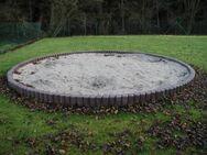 Recyclinpalisaden-Hohlkehlpalisaden-Kunststoffpalisaden 10 cm Durchm. - Rheinfelden (Baden)