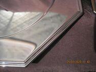 20 Stück Platzteller, achteckig, versilbert - Erlensee