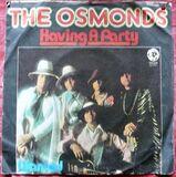 Vinyl Single - The Osmonds
