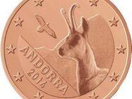 5 Euro Cent Andorra 2016 Kursmünze,Lot 168