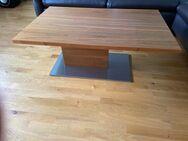 Wohnzimmer-/ Couchtisch Nussbaum 100 x 65 cm - wie neu! - Werneck