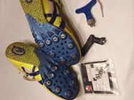 Asics Spikes Gr. 46, US 11 1/2
