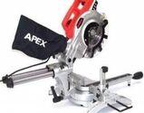 Apex Laser Zug / Kapp - Holzsäge 1800 Watt ( NEUWERTIG )