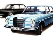 Mercedes 108 109 110 Heckflosse 111 113 SL Pagode Reparatur Service WIS CD - Bad Heilbrunn