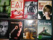 53 sehr gut erhaltene verschiedene dvd filme, 0-18 - Pforzheim