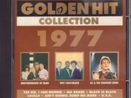 1 Original CD - Golden Hit Collection 1977 - Königs Wusterhausen