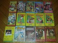 15 alte VHS gepflegt Märchen Kinder DEFA Grimm Pippi Zeichentrick uvm. - Berlin