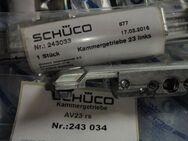 Schüco-Kammergetriebe 243033 - Ulmen