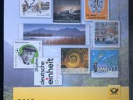 DEUTSCHE POST Briefmarken-Kalender 2016 - Herne