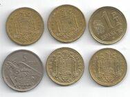 Münzen Spanien 1957 bis 1982 - Bremen