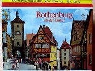 Leporello Rothenburg o.d. Tauber - Niederfischbach