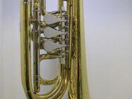 Melton Profiklasse Basstrompete in Bb, Mod. 129 - L, Neuware inkl. Tasche - Hagenburg