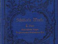 Schillers sämtliche Werke in zwölf Bänden - 4. Band - Zeuthen