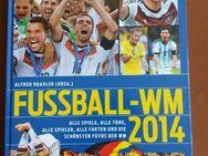 Fußball- WM 2014, neuwertig