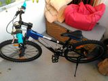 """Topausstattung! Kinder-Jugend-Mountainbike Wheeler Junior 400 24"""" Alurahmen"""