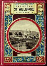 Fotokarten Büchlein über die Basilika St. Willibrord in Echternach