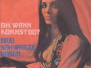 Schallplatte Vinyl 7'' - Daliah Lavi - Oh, wann kommst du? / Drei schwarze Rosen - Zeuthen