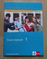 Französisch Cours intensif 1