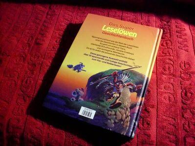 Das super Leselöwen Geschichtenbuch extra dick - Berlin