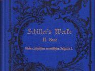 Schillers sämtliche Werke in zwölf Bänden - 11. Band - Kleine Schriften - Zeuthen