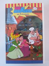 Bibi Blocksberg als Prinzessin  -  Folge 3  - VHS