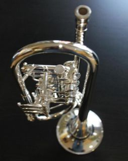 Kühnl & Hoyer Konzert - Trompete Fantastic GS mit Heckel - Kranz inklusive Koffer - Hagenburg