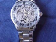 Herren Armbanduhr Transparent - Saarbrücken