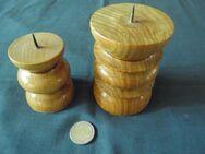 Kerzenhalter aus Holz - Kolkwitz