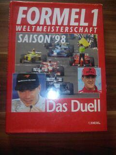 Formel 1 Weltmeisterschaft Saison 1998 Das Duell - Verden (Aller) Zentrum