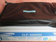 Orginal Samsung CLP-500D5C Cyan (gelb) Toner - Bad Belzig
