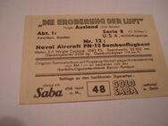 """Flugzeuge,SABA-Sammelbilder """"Die Eroberung der Luft"""", Folge: Ausland - Erfurt"""