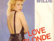 Schallplatte Vinyl 7'' Single - Kim Wilde - Love Blonde / Can You Hear It - Königs Wusterhausen