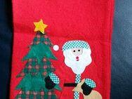 Weihnachten Nikolaus Sack Weihnachtssack Beutel Filz ca. 3 x 21, 5 cm - Nürnberg