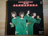 LP Vinyl Premiere mit Alexandra