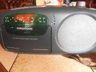 Grundig-Cassetten radio - Kassel