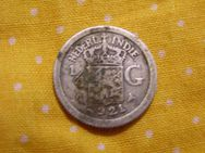 ¼ Gulden Niederlande-Wilhelmina-East Indies 1921,Lot 319 - Reinheim