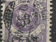 DR Memelgebiet  3 CENT. auf 40 M,1923 Mi:178,Lot 1287 - Reinheim
