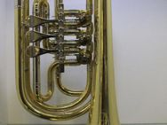 Melton 129 Profiklasse Bass - Trompete in Bb, Neuware inkl. Gigbag