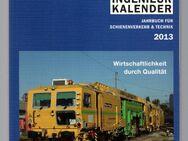 EIK – Eisenbahn Ingenieur Kalender 2013 - Jahrbuch Bahn - Eisenbahnwissen - Nürnberg