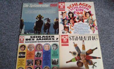 Schallplatten im Set Nr 2 - Kassel Brasselsberg