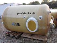 Polyestertank 3.000 L GFK-Tank Melassetank Molketank Wassertank - Nordhorn