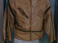 Leder-Designer-Jacke, Einzelstück, neu, ungetragen - Simbach (Inn)