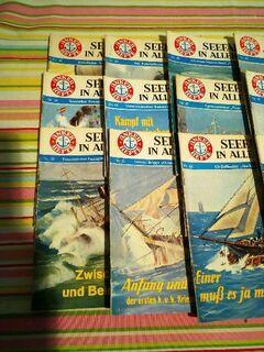 Seefahrer Romane - Mörfelden-Walldorf