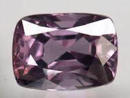 3, 08 ct -  ECHT ,schöner PINK Violett SPINELL , Tanzania , dt. Zertifikat - Neubrandenburg