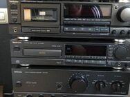 TECHNICS hochwertige Stereoanlage aus Einzelsegmenten - Geislingen (Steige)