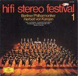 Schallplatte Vinyl 12'' LP - HiFi-Stereo-Festival 1 - Berliner Philharmoniker