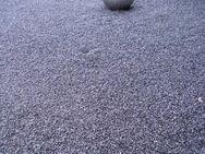 Edelsplitt schwarz glänzend